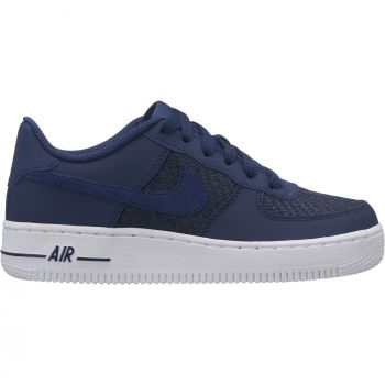Nike AIR FORCE 1 LV8 (GS), športni copati, modra, AIR FORCE