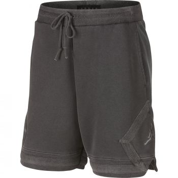 Nike WASHED DIAMOND FLEECE SHORTS, moške košarkarske hlače, zelena