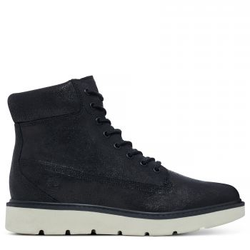 Timberland KENNISTON 6-inch LACE UP, ženski čevlji, črna