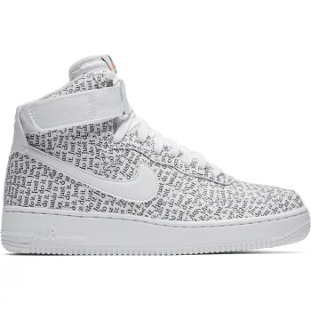 Nike AIR FORCE 1 HI LX, ženski športni copati, bela, AIR FORCE