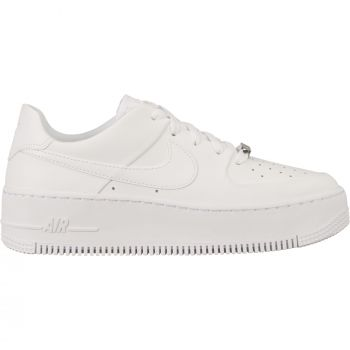 Nike Air Force 1 Sage Low, ženski športni copati, bela, AIR FORCE 1