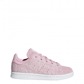 Adidas STAN SMITH C, športni copati, roza, STAN SMITH